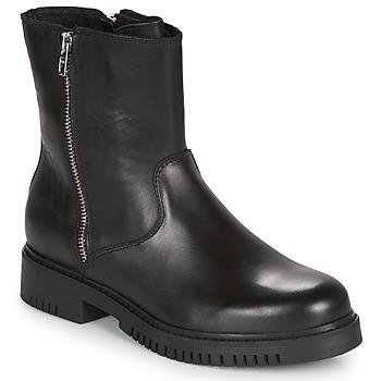 kengät Naiset Bootsit André NICCOLO Black