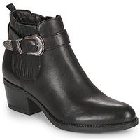 kengät Naiset Nilkkurit André MADAISY Black