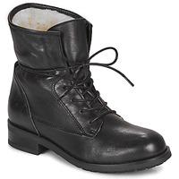 kengät Naiset Bootsit André NETTY Black