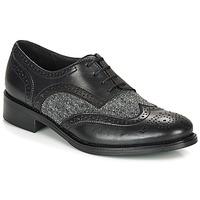 kengät Naiset Derby-kengät André EGLANTINE Black