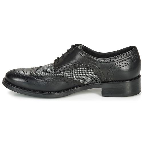 André Eglantine Black - Ilmainen Toimitus- Kengät Derby-kengät Naiset 70
