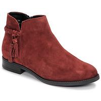 kengät Naiset Bootsit André MILOU Red
