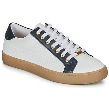 kengät Naiset Matalavartiset tennarit André BERKELEY White