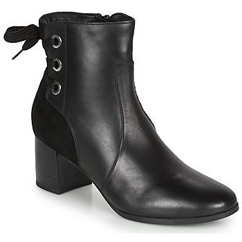 kengät Naiset Nilkkurit André MANON Black