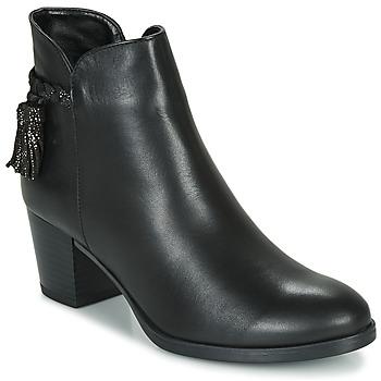 kengät Naiset Bootsit André MARYLOU Black