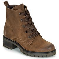 kengät Naiset Bootsit André ELISE Brown