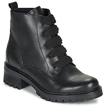 kengät Naiset Bootsit André ELISE Black