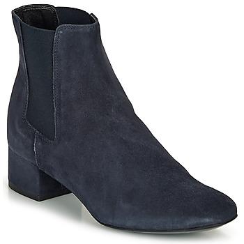 kengät Naiset Bootsit André ECLAIRCIE Laivastonsininen