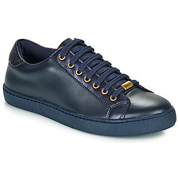 kengät Naiset Matalavartiset tennarit André BERKELEY Blue