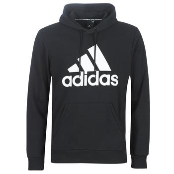 vaatteet Miehet Svetari adidas Performance MH BOS PO FT Black