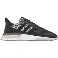 kengät Miehet Matalavartiset tennarit adidas Originals ZX 500 RM Mustat