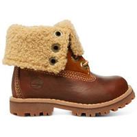 kengät Lapset Bootsit Timberland Auth 6in shrl bt Viininpunainen