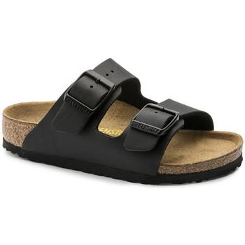 kengät Lapset Sandaalit Birkenstock Arizona bf Musta