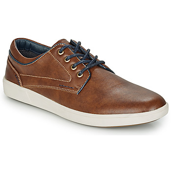 kengät Miehet Derby-kengät André CHAINE Camel