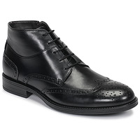 kengät Miehet Bootsit André LORMAND Musta