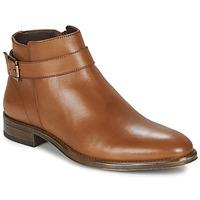 kengät Miehet Bootsit André NORDY Cognac