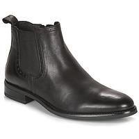 kengät Miehet Bootsit André NORLAND Black