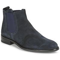 kengät Miehet Bootsit André NORLAND 2 Laivastonsininen