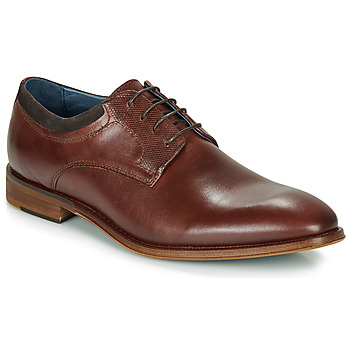 kengät Miehet Derby-kengät André RUIBI Brown
