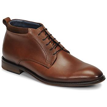 kengät Miehet Bootsit André MUBU Brown