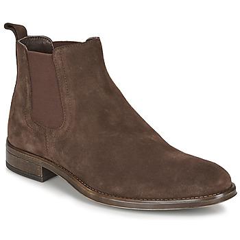 kengät Miehet Bootsit André NORLAND 2 Brown