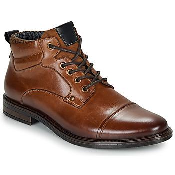 kengät Miehet Bootsit André VABON Brown