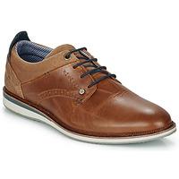 kengät Miehet Derby-kengät André ROADMAP Cognac