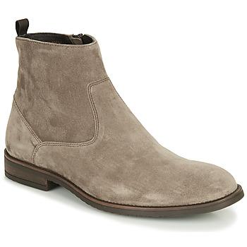 kengät Miehet Bootsit André LEMAN Grey