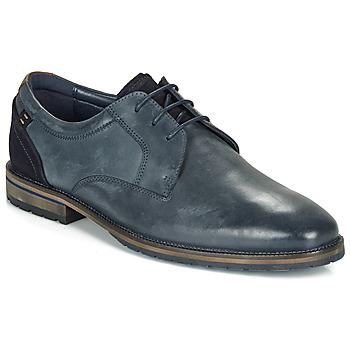 kengät Miehet Derby-kengät André AIX Blue