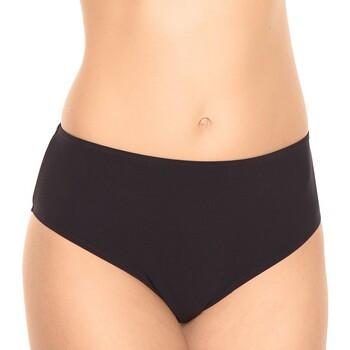 vaatteet Naiset Bikinit Rosa Faia 8709-0 001 Musta