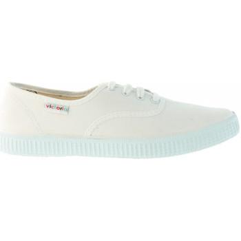 kengät Lapset Matalavartiset tennarit Victoria 106613 Valkoinen