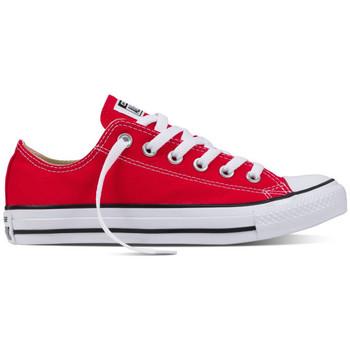 kengät Lapset Matalavartiset tennarit Converse Chuck taylor all star ox Punainen