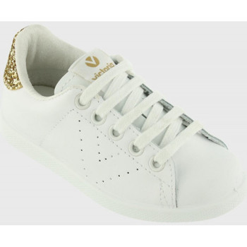 kengät Lapset Matalavartiset tennarit Victoria 1125104 Valkoinen