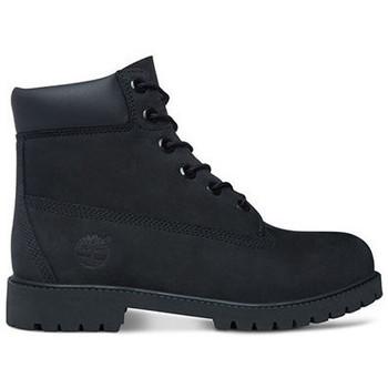 kengät Lapset Bootsit Timberland 6in prem Musta