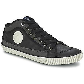 kengät Miehet Korkeavartiset tennarit Pepe jeans INDUSTRY Black