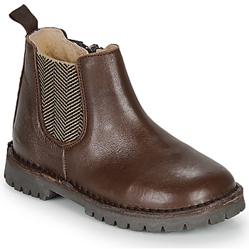 kengät Pojat Bootsit André XAVIER Brown