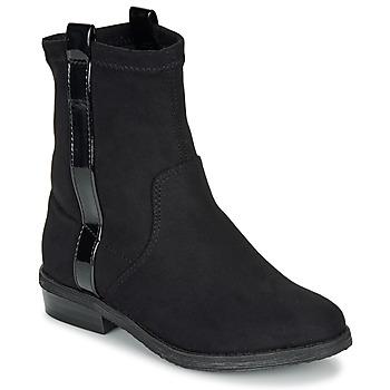 kengät Tytöt Bootsit André AIMIE Black