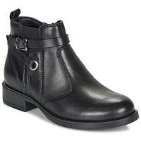 kengät Tytöt Bootsit André MATHI Black