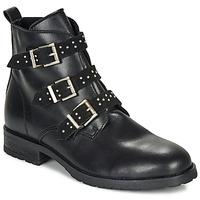 kengät Tytöt Bootsit André REGLISSA Black