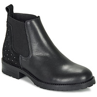kengät Tytöt Bootsit André SIXTINE Black