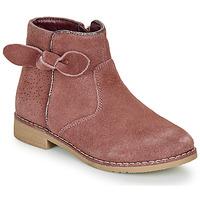 kengät Tytöt Bootsit André MALYA Pink
