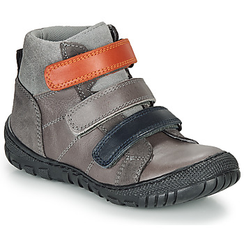 kengät Pojat Bootsit André NOAM Grey