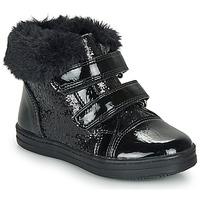 kengät Tytöt Bootsit André JUDITH Black