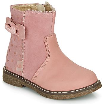kengät Tytöt Bootsit André MYA Pink
