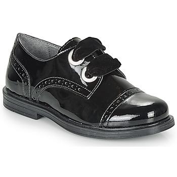 kengät Tytöt Derby-kengät André ALANA Black