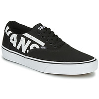 kengät Miehet Matalavartiset tennarit Vans WARD MEN LOGO Black