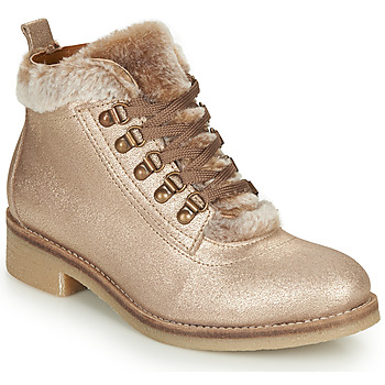 kengät Naiset Bootsit André BRISE Beige