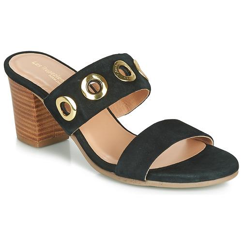 kengät Naiset Sandaalit ja avokkaat Les Tropéziennes par M Belarbi OPENCE Black