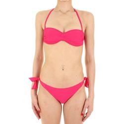 vaatteet Naiset Kaksiosainen uimapuku Joséphine Martin ALESSIA Fuxia