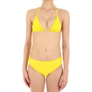 vaatteet Naiset Kaksiosainen uimapuku Joséphine Martin LUANA Giallo